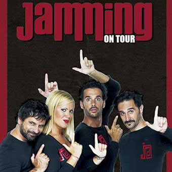 Jamming On Tour en Granada
