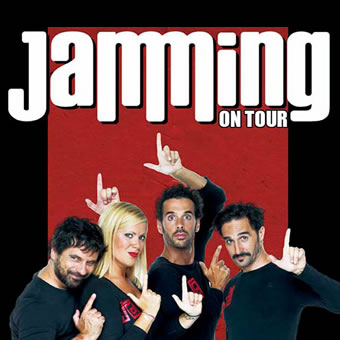 Entradas teatro Jamming on Tour, 18 febrero en Granada